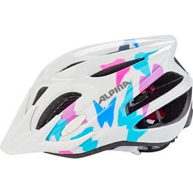 Alpina FB Jr. 2.0 Helmet Kinder white bttrfly